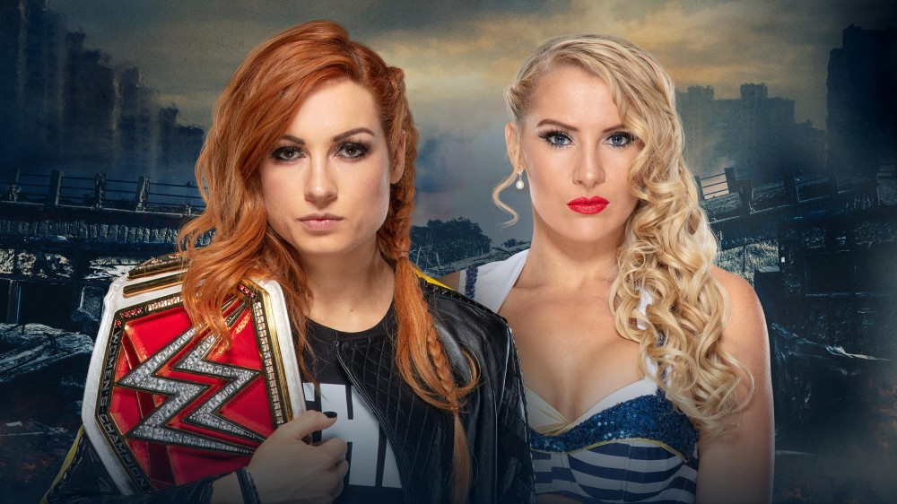 Becky Lynch c. Lacey Evans