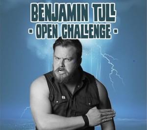Benjamin Tull Open Challenge