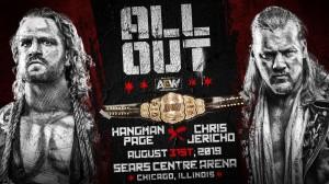 Hangman Adam Page c. Chris Jericho