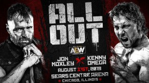 Jon Moxley Vs. Kenny Omega