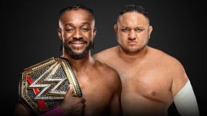 Kofi Kingston contre Samoa Joe