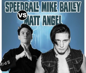 ''Speedball'' Mikey Bailey c. Matt Angel
