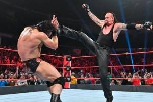 The Undertaker RAW