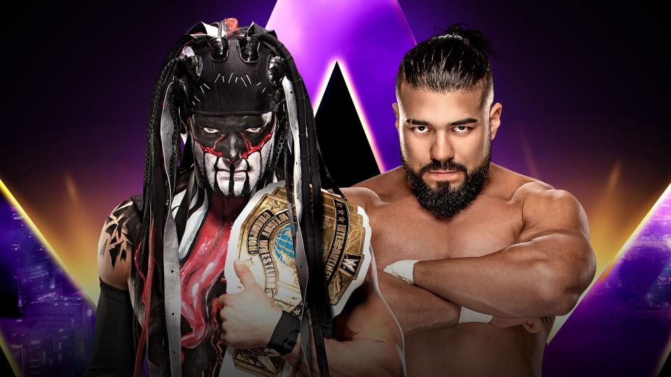 Balor vs Andrade