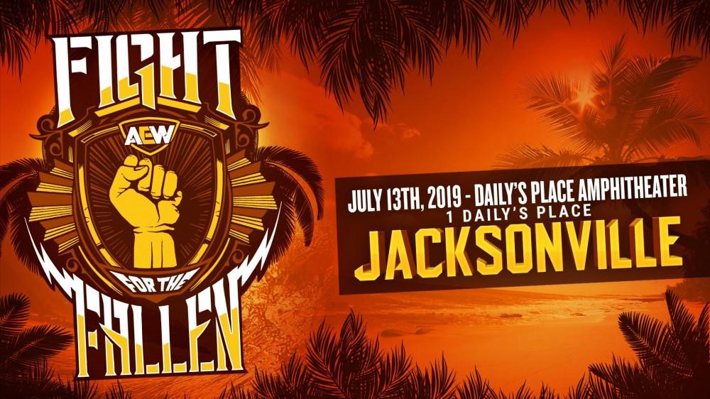 AEW Fight For The Fallen