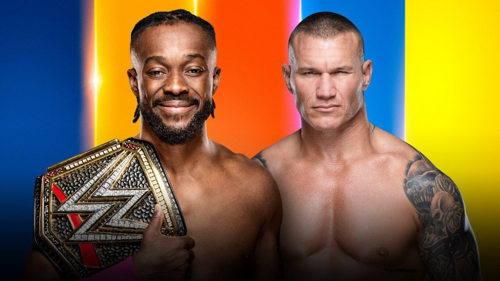 Kofi Kingston c. Randy Orton