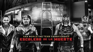 The Young Bucks c. The Lucha Brothers!