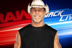 michaels raw smackdown live
