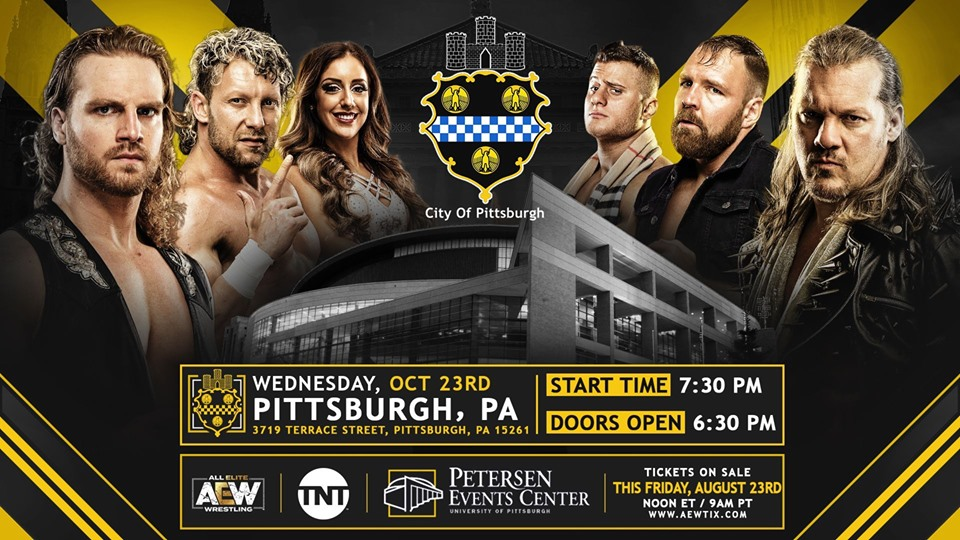 AEW Pittsburgh