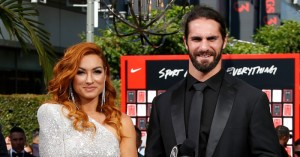 Glam Becky and Seth