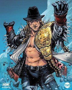 Chris Jericho DC Comics