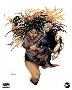 DC Awesome Kong