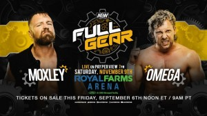Jon Moxley c. ''The Cleaner'' Kenny Omega