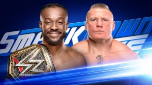 Kofi Kingston c. Brock Lesnar
