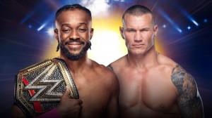 Kofi Kingston c. Randy Orton