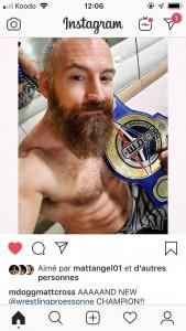 Matt Cross champion 2019-09-28