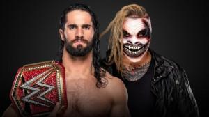 Seth Rollins c. The Fiend Bray Wyatt