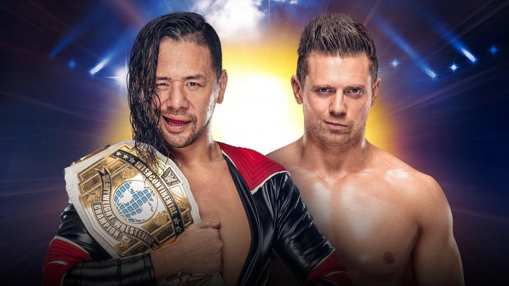 Nakamura vs Miz