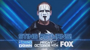 Sting 4 octobre Fox