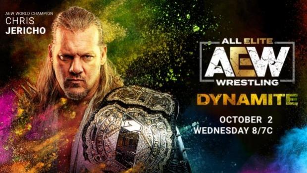 AEW Chris Jericho