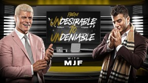 From Undesirable to Undeniable MJF