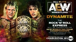 Rock 'N' Roll Express AEW