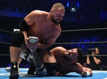 jon moxley new japan