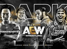AEW Dark StrongHearts c. Young Bucks
