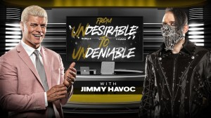 From Undesirable to Undeniable Jimmy Havoc
