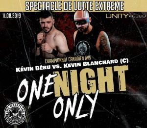 Kevin Béru c. Kevin Blanchard