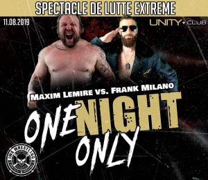 Maxim Lemire c. Flying Frank Milano