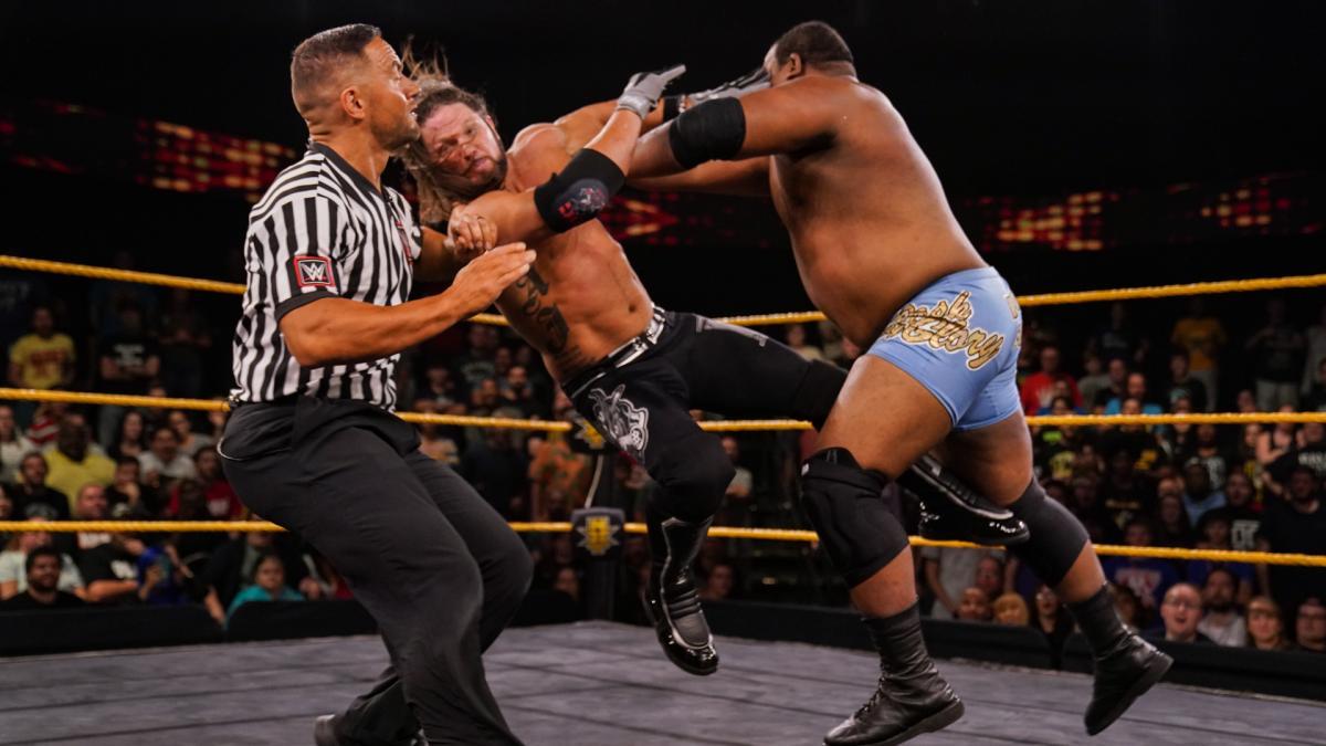 NXT Styles Lee