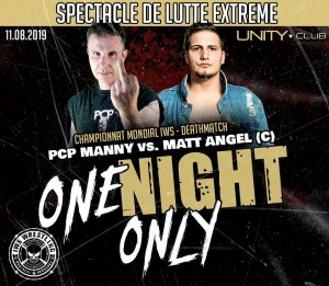 PCP Manny c. Matt Angel