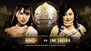 Riho c. Emi Sakura