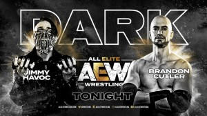 2019-12-03 AEW Dark Jimmy Havoc c. Brandon Cutler