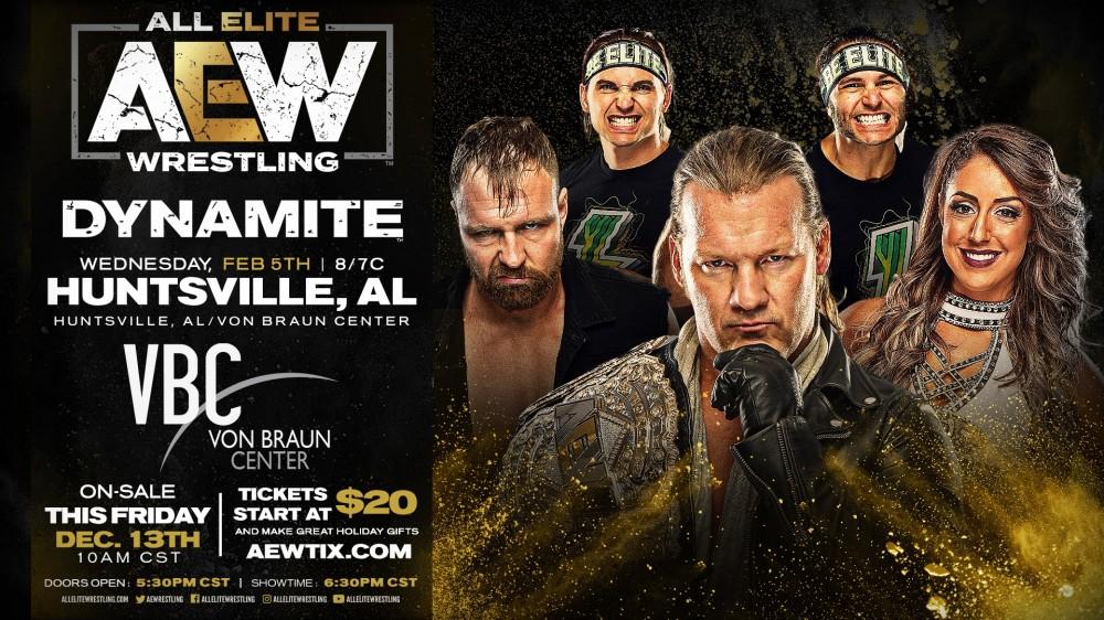 AEW Huntsville, Alabama 2020-02-05