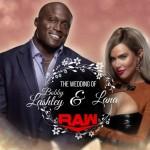 raw mariage lashley lana