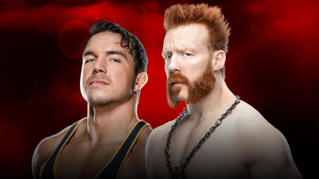 G vs Sheamus