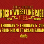 Chris Jericho's Rock 'n Wrestling Rager at Sea Triple Whammy 2021-02-02