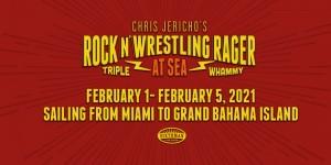 Chris Jericho's Rock 'n Wrestling Rager at Sea Triple Whammy 2021-02-02