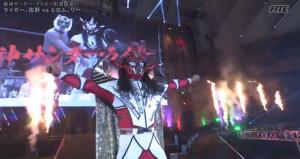 Jushin Liger à Wrestle Kingdom 14
