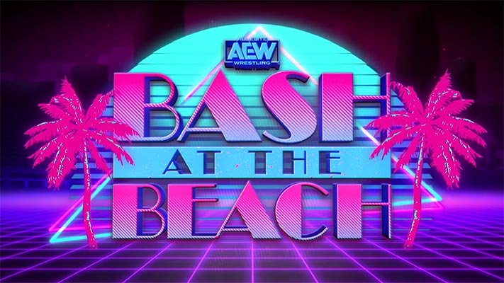 aew bash beach
