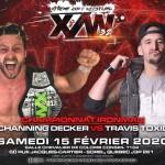 Channing Decker c. Travis Toxic
