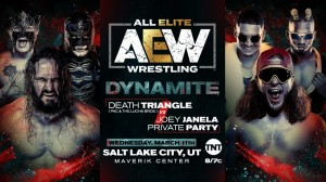 2020-03-11 Death Triangle c. Joey Janela et Private Party