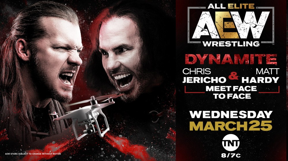 2020-03-25 Chris Jericho-Matt Hardy