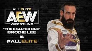 Brodie Lee is All Elite