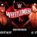 Undertaker-vs-Aj-Styles-Wrestlemania-36-2020Poster