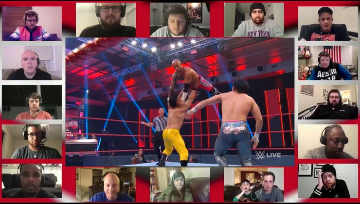 raw fans webcam