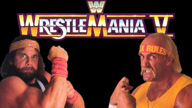 WrestleMania V, 2 avril 1989, Trump Plaza