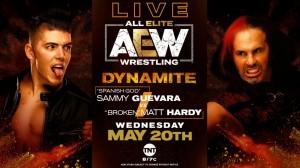 2020-05-20 Sammy Guevara c. Broken Matt Hardy